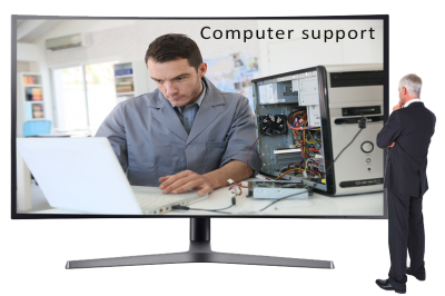 Slide-PC Support